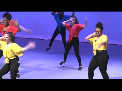St Bernard Middle School presents...Shine Fest - A Spring Production (May 9, 2019) HD