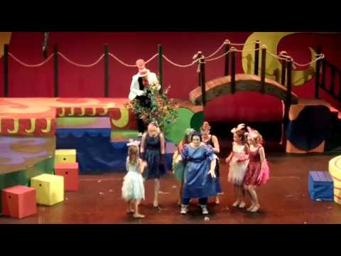 Seussical One FeatherTail, Amazing Mayzie, Gertrude