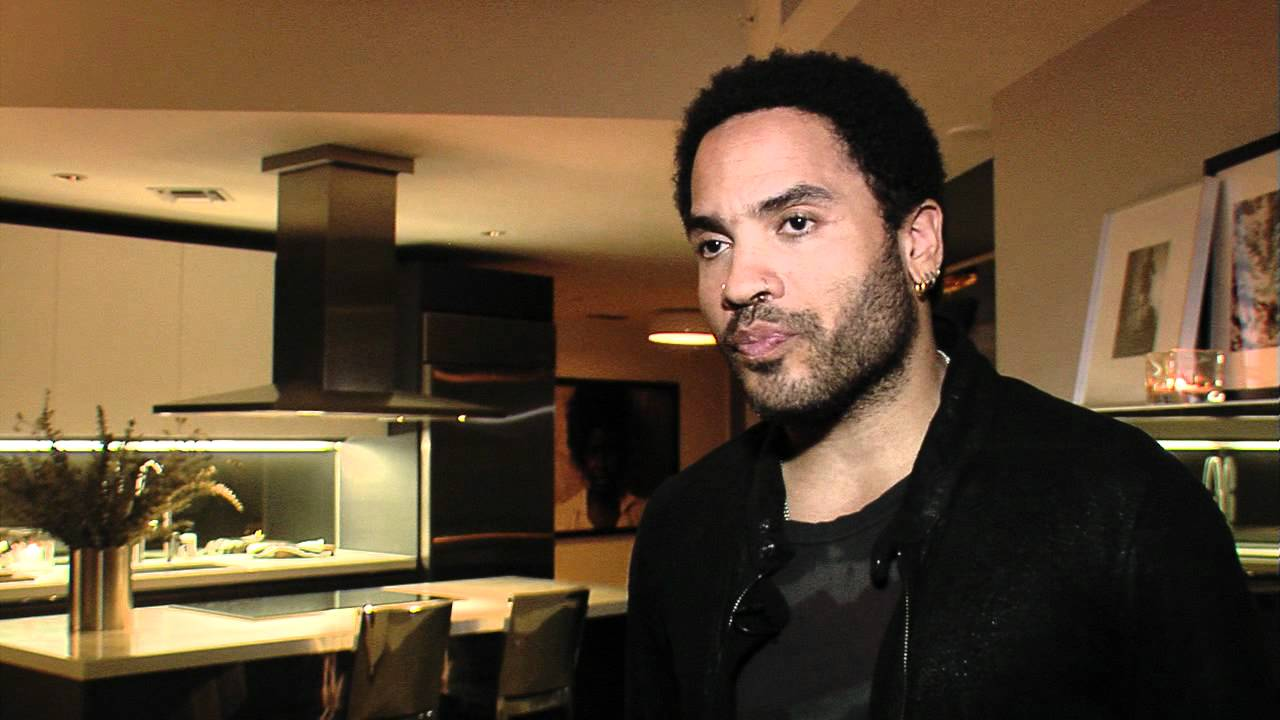 Lenny Kravitz Interview