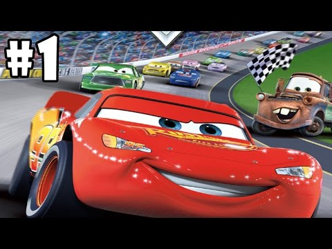 Cars: The Video Game - Walkthrough - Part 1 - Chapter 1 (PC HD) [1080p60FPS]