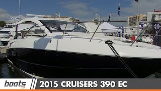 2015 Cruisers 390 EC: First Look Video