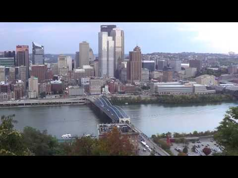 Pittsburgh 2016 sights