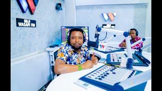 #LIVE : SPORTS ARENA NDANI   YA  WASAFI FM- 15 OCTOBER, 2021