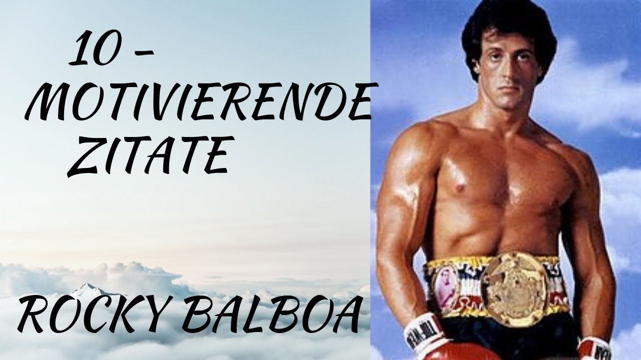 Zitat Rocky