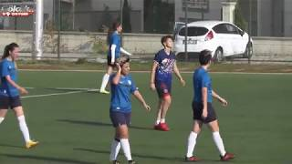 Harb-İş Bayan Futbol Takımının Hazırlık Maçı