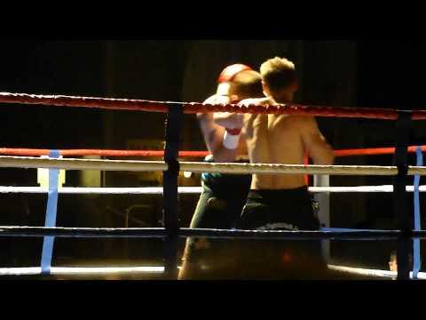 Thomas Costello wins by KO (part one)