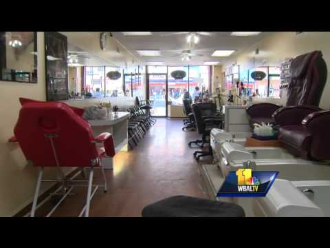 Nail salon worker killed in shooting