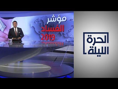 مؤشر الفساد في العالم.. ترتيب الدول العربية