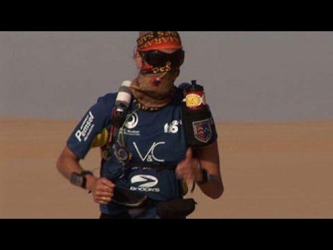 Trans 333km ultra marathon across Niger in the Sahara Lisa Tamati
