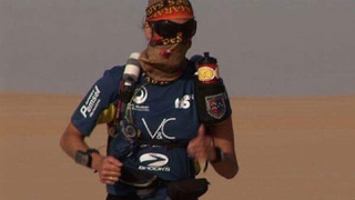 Trans 333km ultra marathon across Niger in the  Sahara - Lisa Tamati