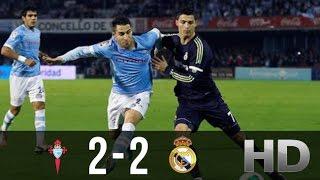 Video Gol Pertandingan Celta Vigo vs Real Madrid