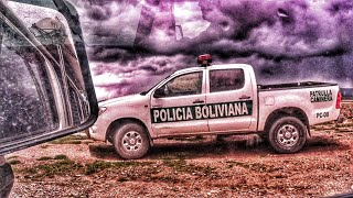 FOMOS PARADOS por POLICIAIS CORRUPTOS na BOLÍVIA, QUERIAM PROPINA!! T2.ep160