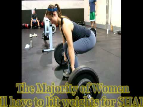 Female Fitness Muscle Body vs Hollywood Body? Law of Attraction Study! Hourglass