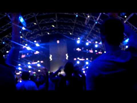 EDC Vegas 2012 Dash Berlin Fireworks