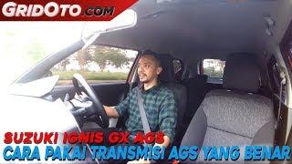 How to Use Transmisi AGS Suzuki | GridOto