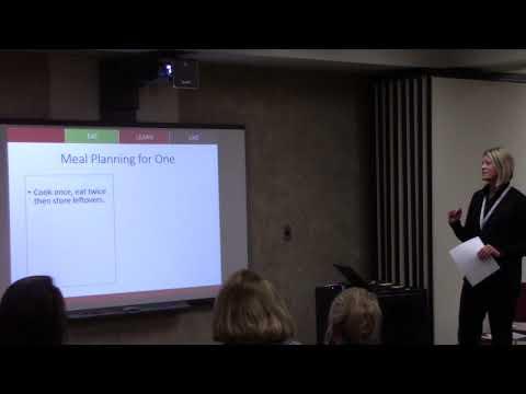 Chartwells Wellness Seminar 2