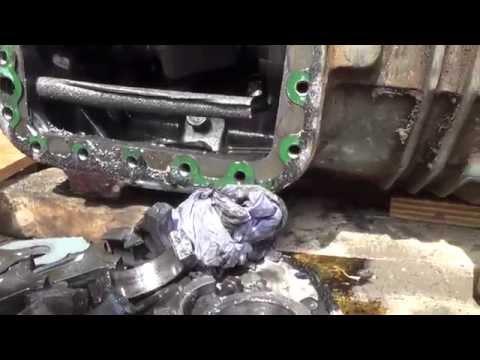 20HP Copeland Compressor Autopsy