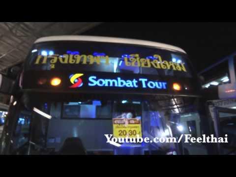 รถทัวร์ชั้นสุพรีม สมบัติทัวร์ Supreme bus