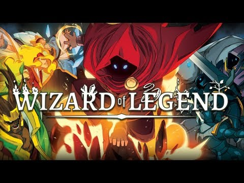 Hyper Light Drifter + EtG // Wizard of Legend #1