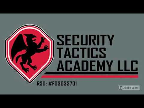 Security Tactics Academy: Security Officer Training In Houst