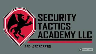 Security Tactics Academy: Security Officer Training In Houston Tx