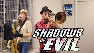 """Shadows of Evil"" Trailer Song Cover (""Snakeskin Boots"") (CoD: Black Ops 3) (Jack Wall)"