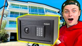 I STOLE THIS FROM THE OLD FAZE HOUSE!! (Gone Wrong)