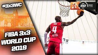 Poland v Serbia | Men's Full Bronze Medal Game | FIBA 3x3 World Cup 2019