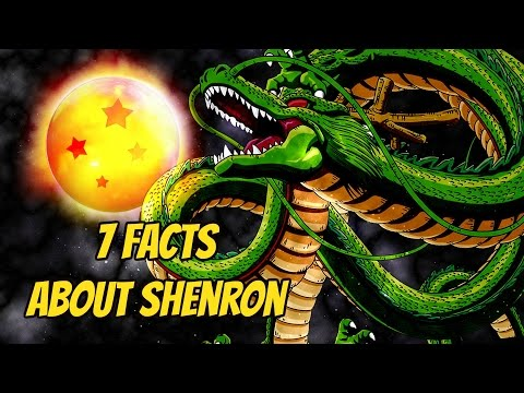 7 Facts About Shenron The Eternal Dragon