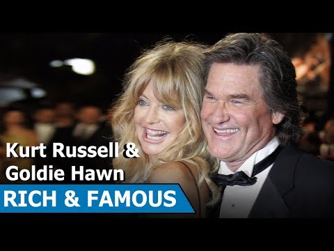 Kurt Russell & Goldie Hawn  Hollywood Couples  Rich & Famous  Short Biography
