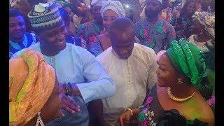 Femi AdebayoLola MargaretKemi KoredeOthers Spray And Dance With Actress Biodun Okeowo Omobutty