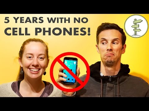 5 Years Living Without a Cell Phone - Minimalist Living