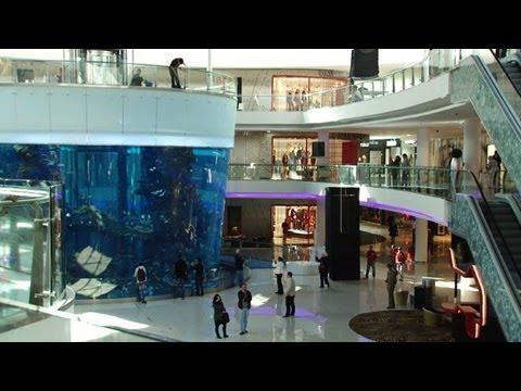 maroc ouverture du plus grand centre commercial d 39 afrique youtube. Black Bedroom Furniture Sets. Home Design Ideas