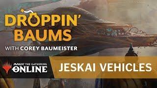 Droppin' Baums | Jeskai Vehicles with Corey Baumeister | Pioneer