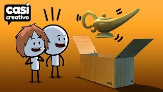 Cosas de caricaturas famosas | Casi Creativo