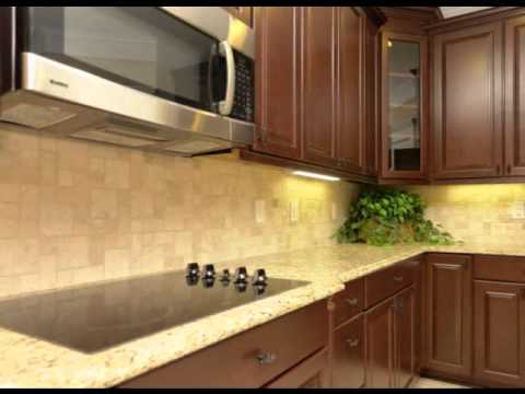 Kitchen Design Trends 2012 Tile Backsplash Examples Youtube