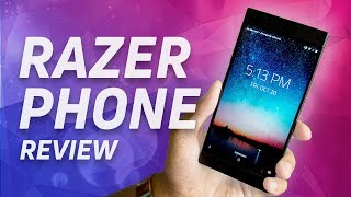 Razer Phone Review: Basically Just for Gamers