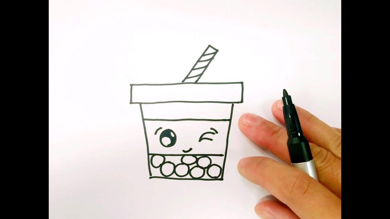 วาดรูประบายสีแก้วชาไข่มุก