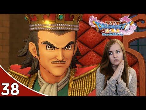 The Restless Knight Boss | Dragon Quest XI Gameplay Walkthrough Part 38