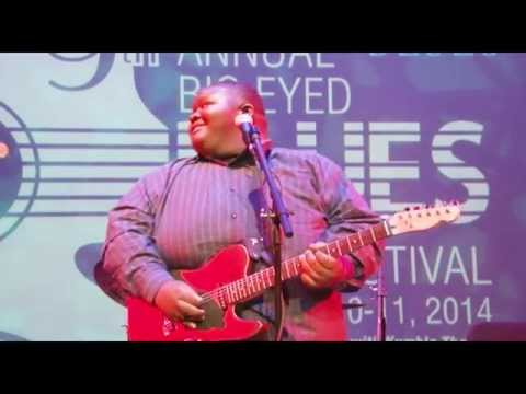 Big Eyed Blues Festival @ Kumble Theater 101114 Christone