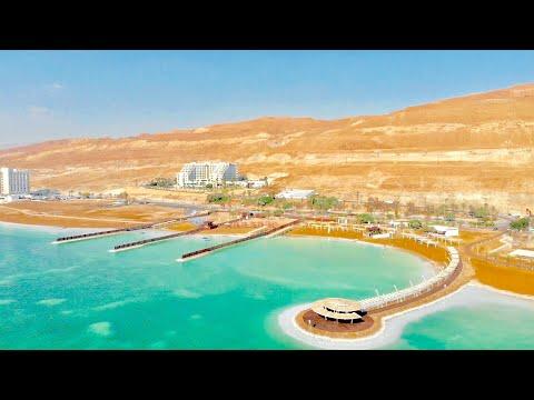 7 Amazing Dead Sea Beaches - Full Review