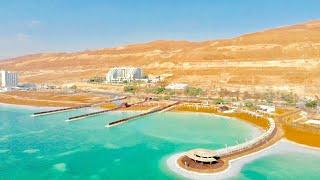 7 Amazing Beaches of the Dead Sea
