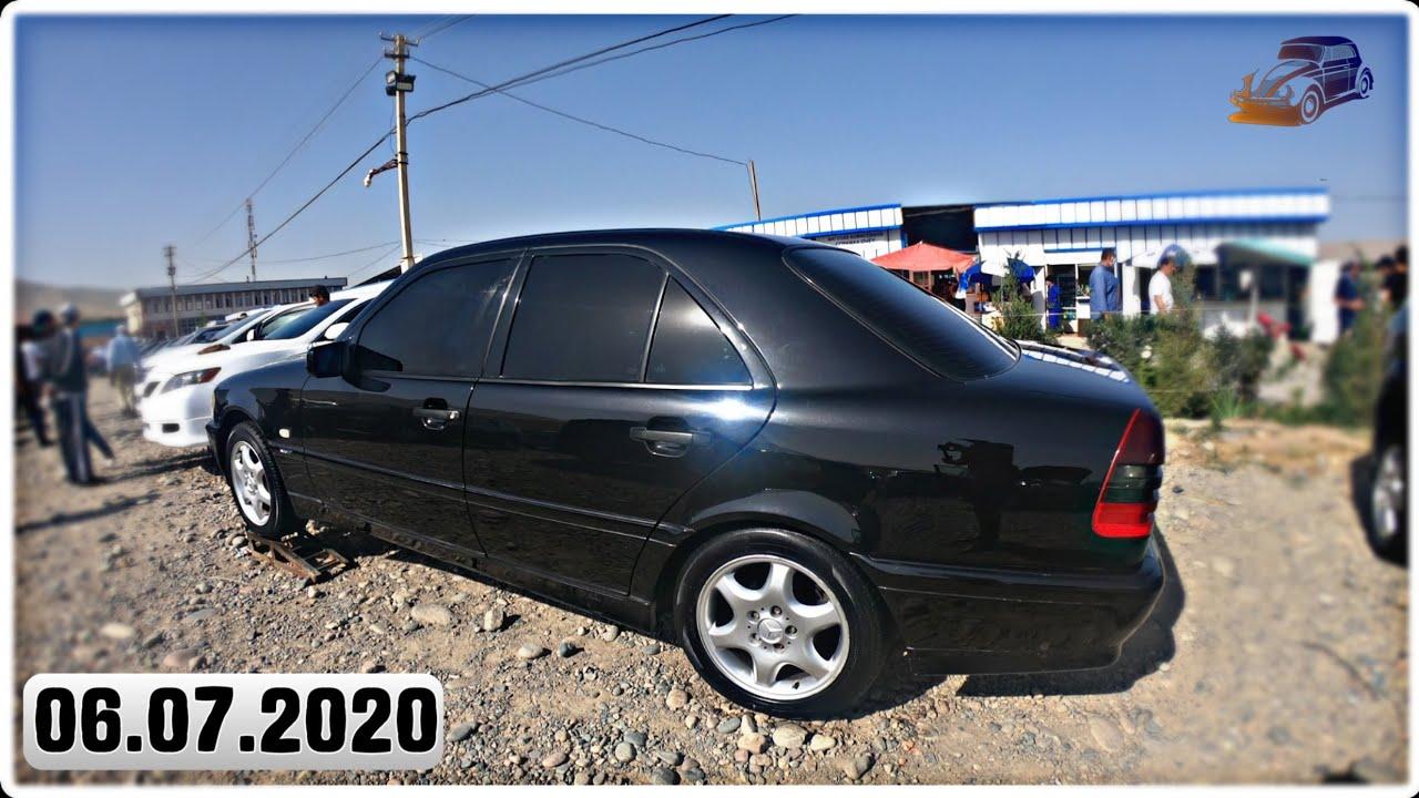 Мошинбозори Душанбе!!! 06 07 2020 Нархи Mercedes C180, C200, Toyota Camry, Lada Priory, Mercedes