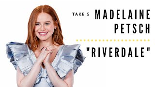 5 Questions with quotRiverdalequot Star Madelaine Petsch