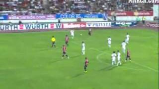 Liga BBVA 2010: Mallorca vs Real Madrid 0-0 Jornada 1 [29/08/10] TDN Deportes