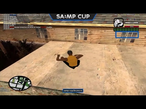 [SA:MP Cup] True Silent Aimbot vs Smooth Aimbot Team - Round of 16
