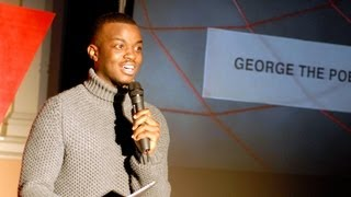 The Power of Youth: George The Poet at TEDxYouth@Hackney