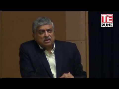 TiE Pune - Session with Mr. Nandan Nilekani