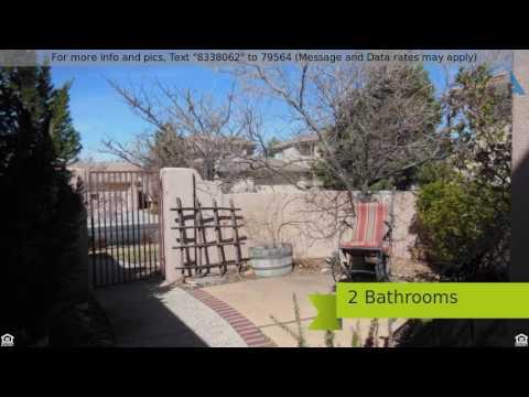 Priced at $399,900 - 6120 Purple Aster Lane NE, Albuquerque, NM 87111