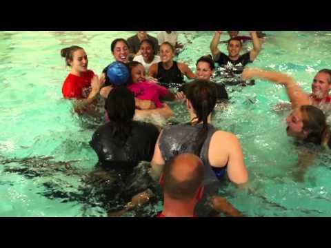 Illinois Women's Basketball SEAL Team Physical Training 9/6/13
